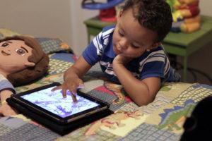 screen time digital play